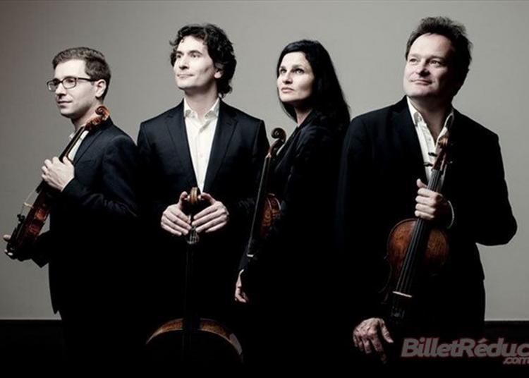 Quatuor Belcea à Paris 8ème