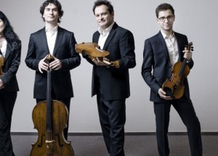 Quatuor Belcea / Beethoven à Paris 19ème