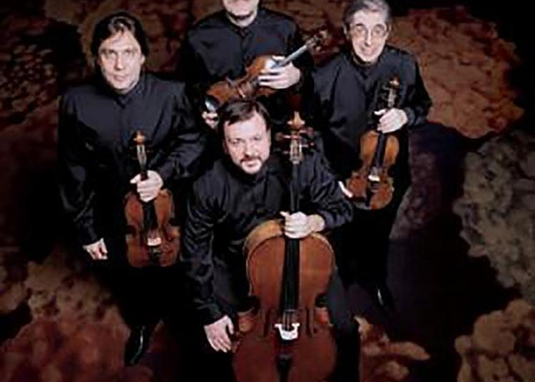 Quatuor Borodine à Paris 19ème