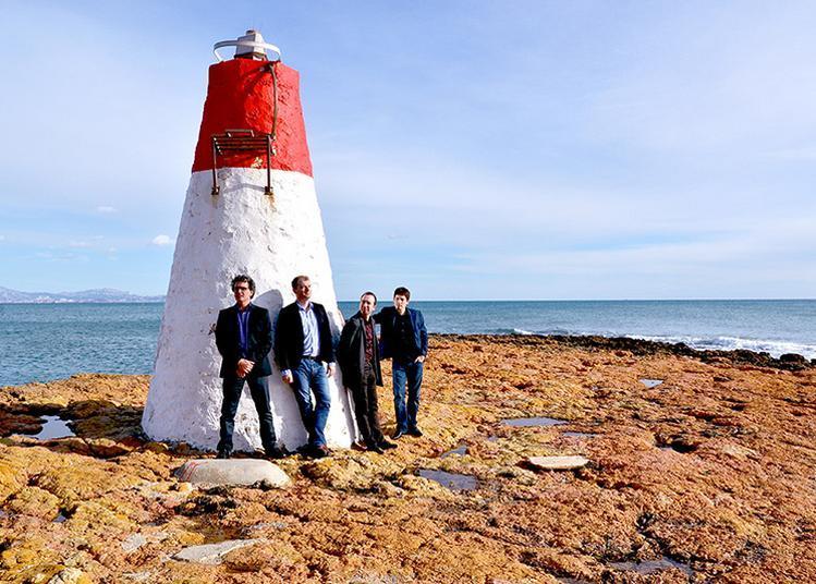 Quatuor Caliente (Nouvel Album & Tournée Nationale) à Allegre