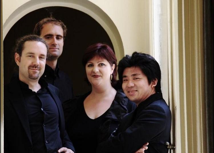 Quatuor Cambini-Paris à Paris 10ème