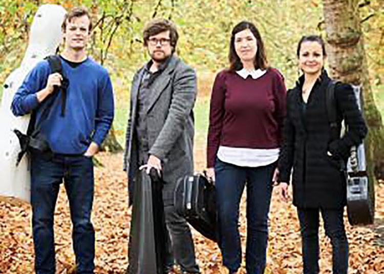 Quatuor Castalian à Paris 19ème