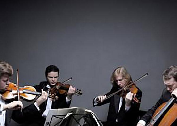 Quatuor David Oistrakh à Paris 19ème