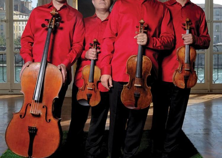 Quatuor Debussy à Caluire et Cuire