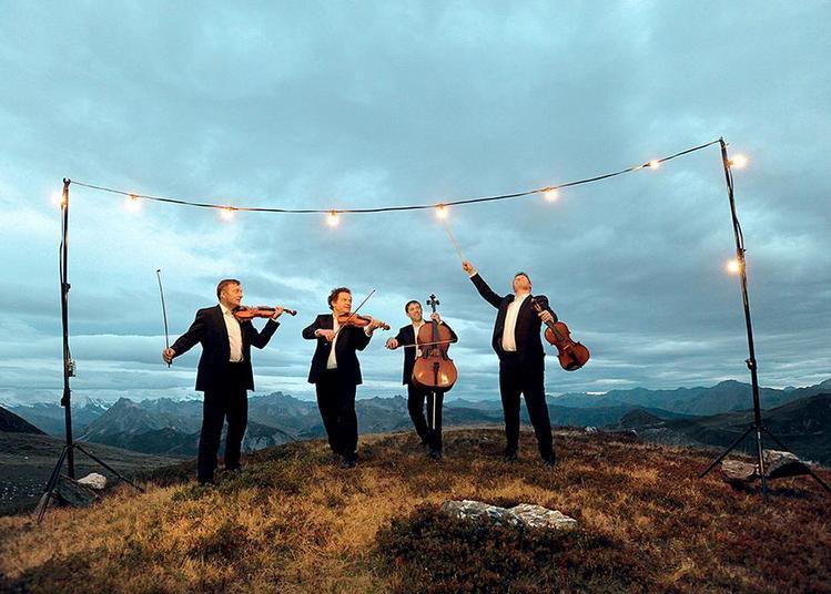 Quatuor Debussy / Haydn - Mozart à Sete