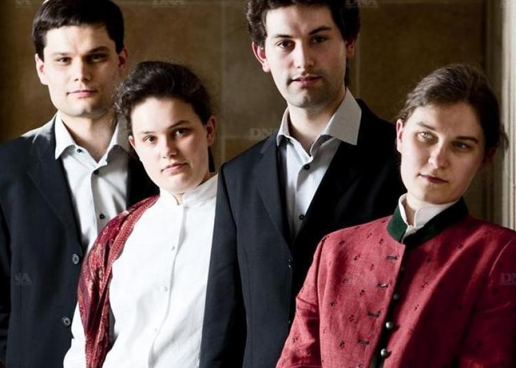 Quatuor Girard à Avignon