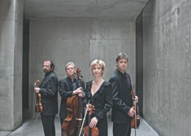 Quatuor Hagen / Mozart, Widmann à Paris 19ème