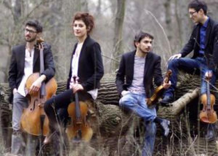 Quatuor Hanson à Toulouse