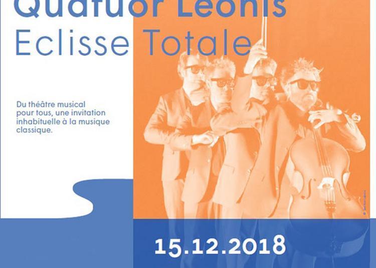 Quatuor Leonis - Eclisse Totale à Boulogne Billancourt