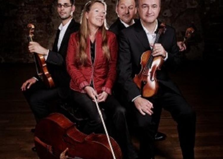 Quatuor Ludwig à Luneville