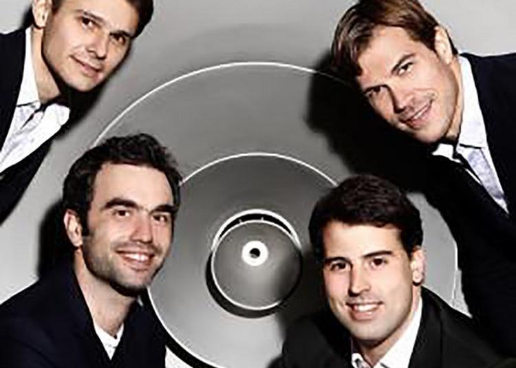 Quatuor Modigliani à Paris 19ème
