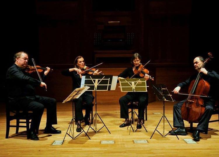 Quatuor Mosaïque - Carte blanche 30 ans à Magny les Hameaux