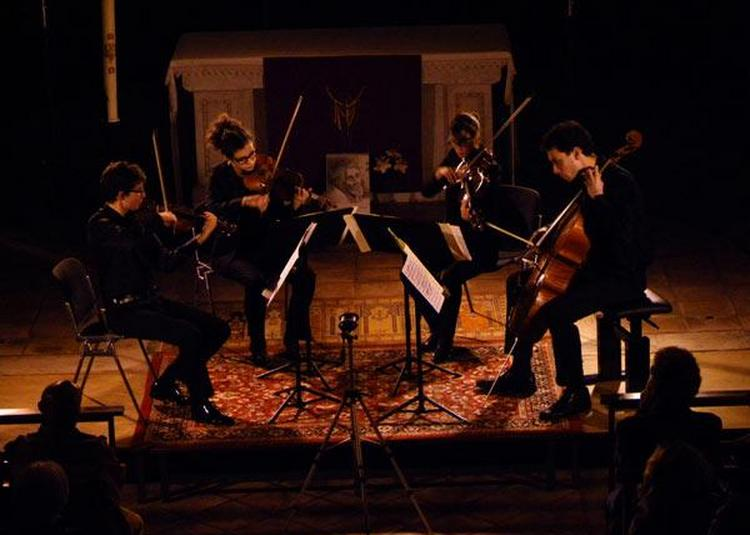 Quatuor Nouveaux Talents à Seyssins