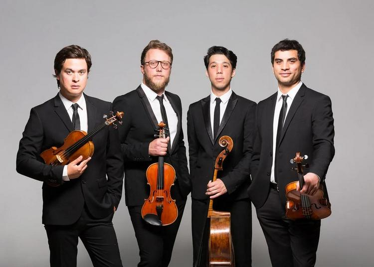 Quatuor Van Kuijk à La Rochelle