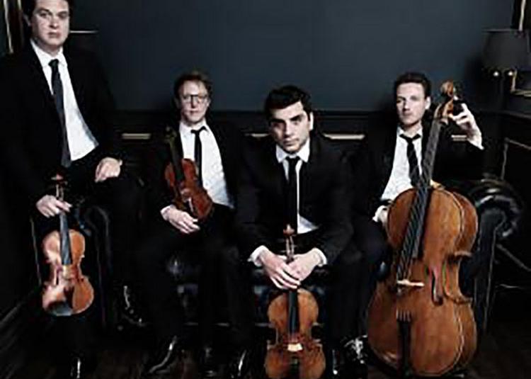 Quatuor Van Kuijk à Paris 19ème