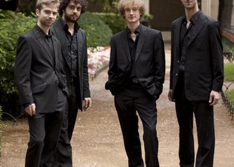 Au fil du quatuor à Saint Etienne