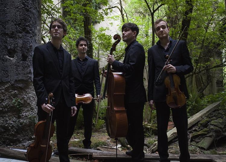 Quatuor Yako à Drusenheim