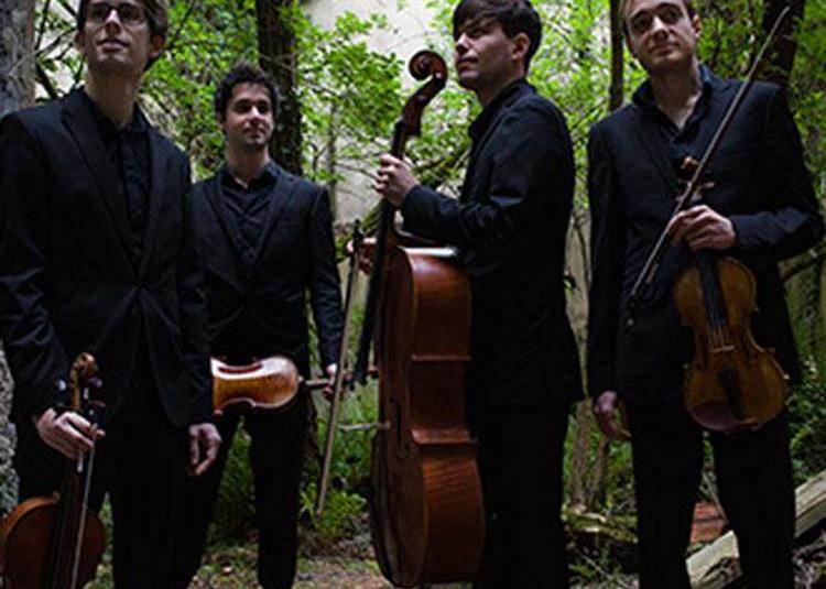 Quatuor Yako à Selestat