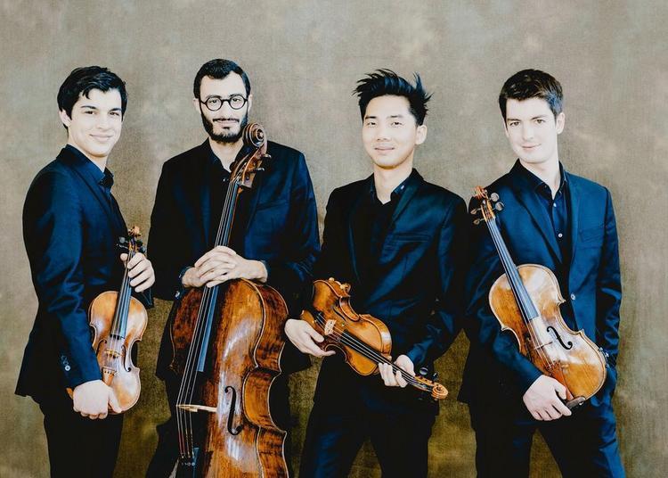 Quatuors Razumovsky De L. Van Beethoven à Millau