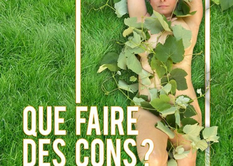 Que Faire Des Cons à Paris 11ème