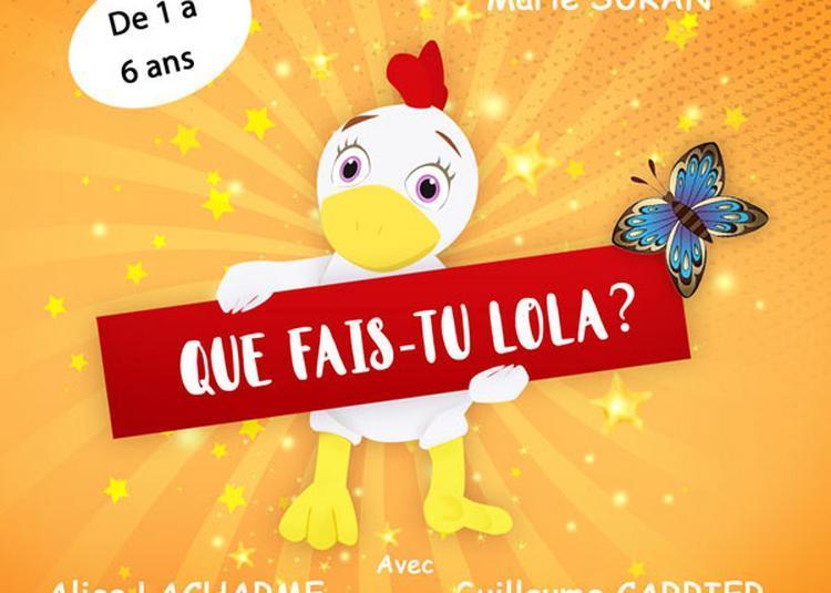 Que Fais-Tu Lola ? à Paris 10ème