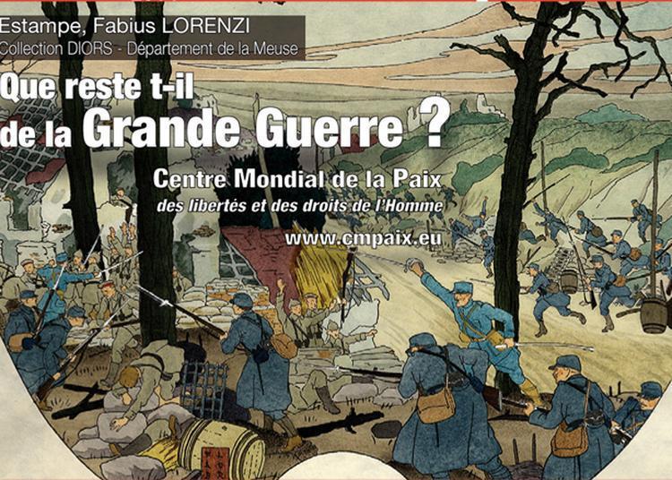Que reste t-il de la Grande Guerre ? à Verdun