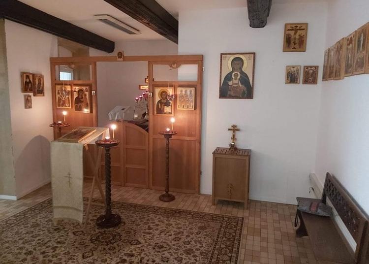 Que Vous Soyez Orthodoxes Ou Désireux De Connaître L'orthodoxie, Venez Voir Nos Traditions ! à Metz
