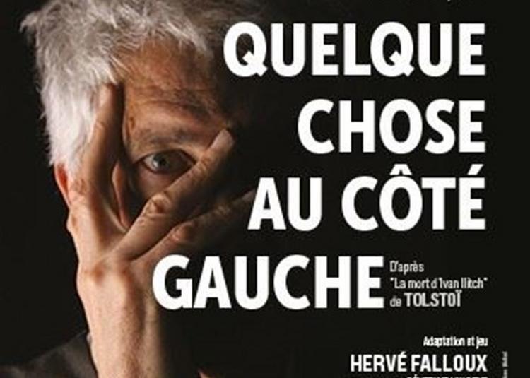 Quelque Chose Au Côté Gauche à Paris 17ème