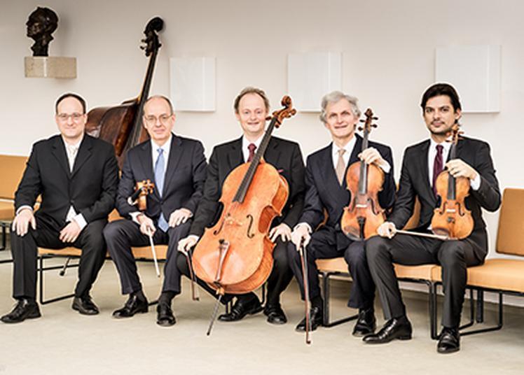 Quintette de Berlin : Mozart, Boccherini, Rossini, Dvorak à Toulouse