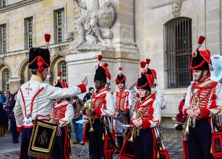 Quintette De Cuivres Et Quatuor De Saxophones De L'armée De Terre à Paris 7ème