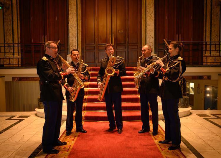 Quintette De Saxophones De La Garde Républicaine à Luzarches