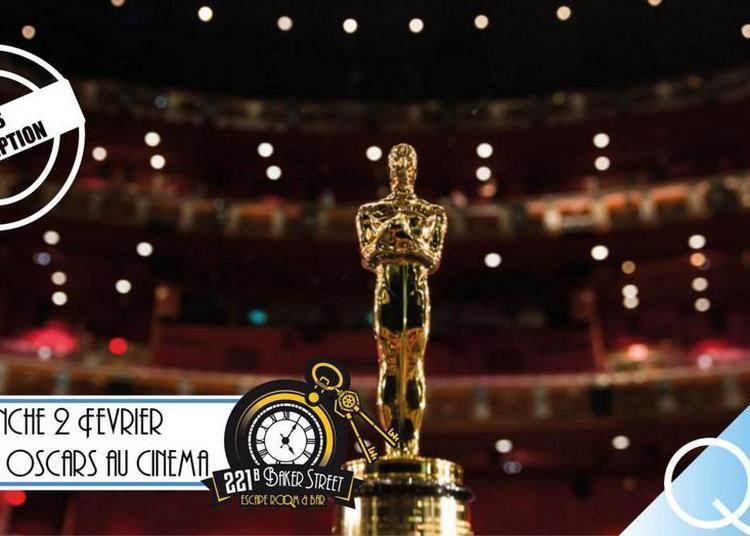 Quizz Oscars du Cinéma à Dijon