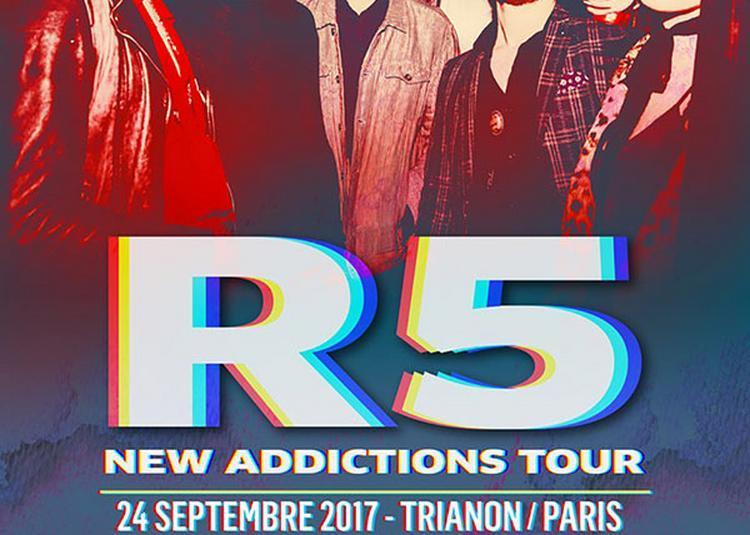 R5 à Paris 18ème
