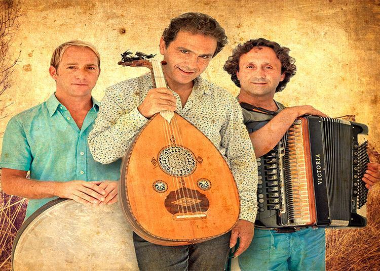 Rabih Abou-Khalil Trio à Fontaine