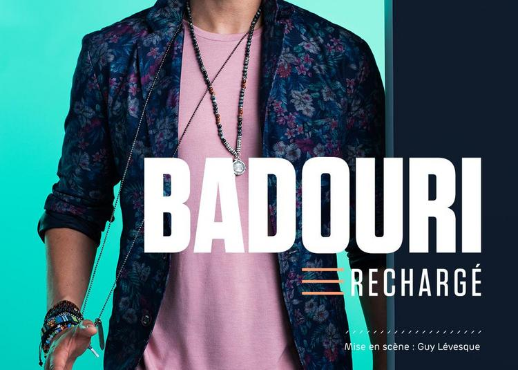Rachid Badouri à Tours