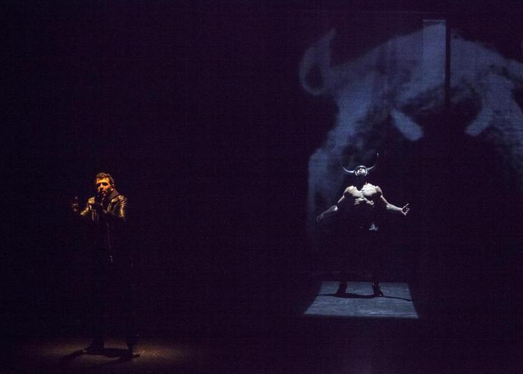 Raging Bull / Cie Caliband Theatre à Bressuire