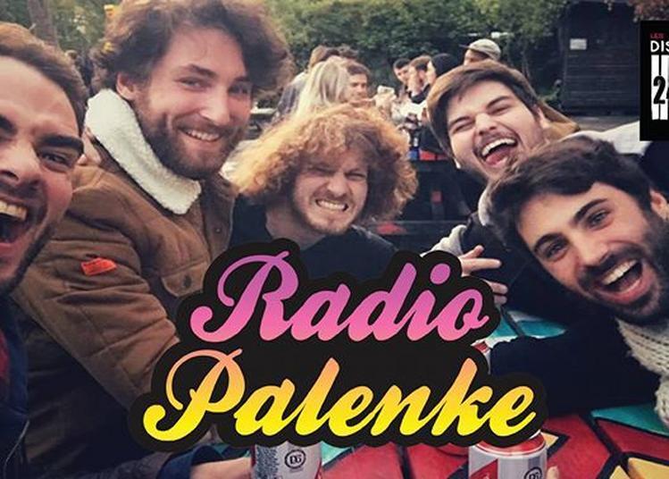 Radio Palenke - Live + DJ set à Paris 11ème