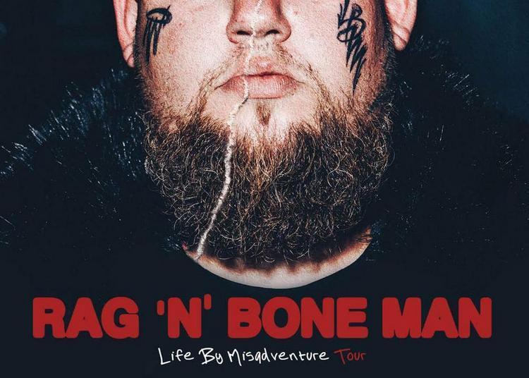 Rag'n'bone Man à Paris 8ème