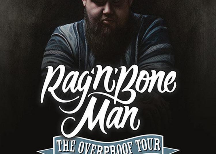 Rag'N'Bone Man à Paris 19ème