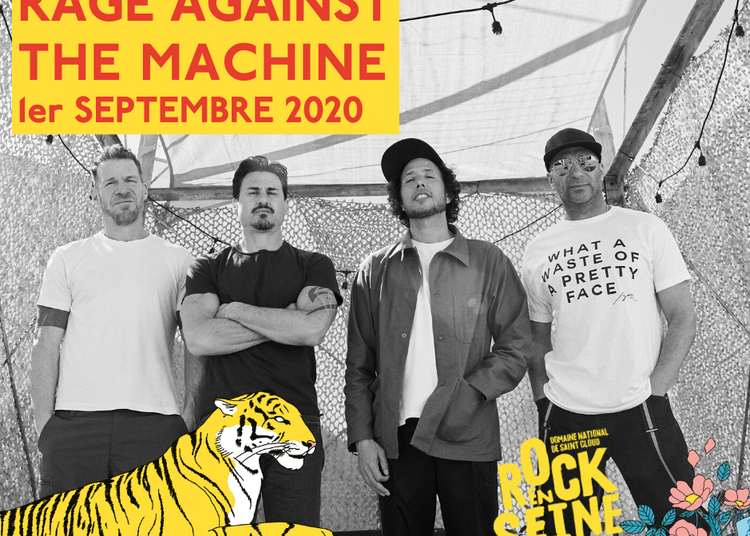 Rage Against The Machine , Run The Jewels à Saint Cloud