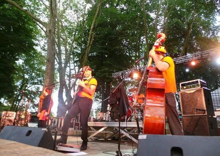 Raggadikal Sound / Guive & Ora Band,,, à Thionville