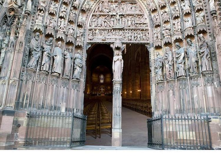 Rallye Autour De La Cathédrale à Strasbourg