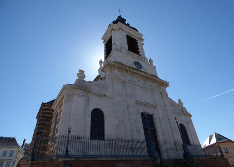 Rallye-découverte À L'église à Bolbec