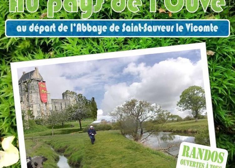 Rando Et Patrimoine Au Pays De L'ouve à Saint Sauveur le Vicomte
