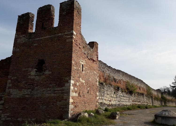 Randonnée-découverte Sur Les Travaux Récents De L'enceinte Urbaine Médiévale à Cahors