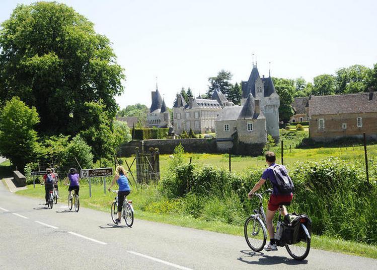 Randonnée Vélo à Fraze
