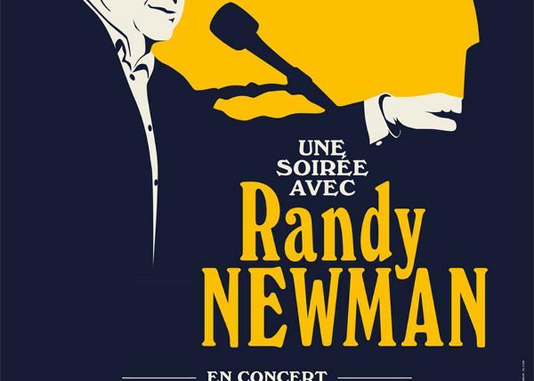 Randy Newman à Paris 18ème