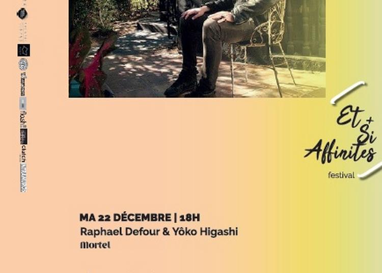 Raphael Defour & Yôko Higashi | MORTEL | Maquette à Toulouse