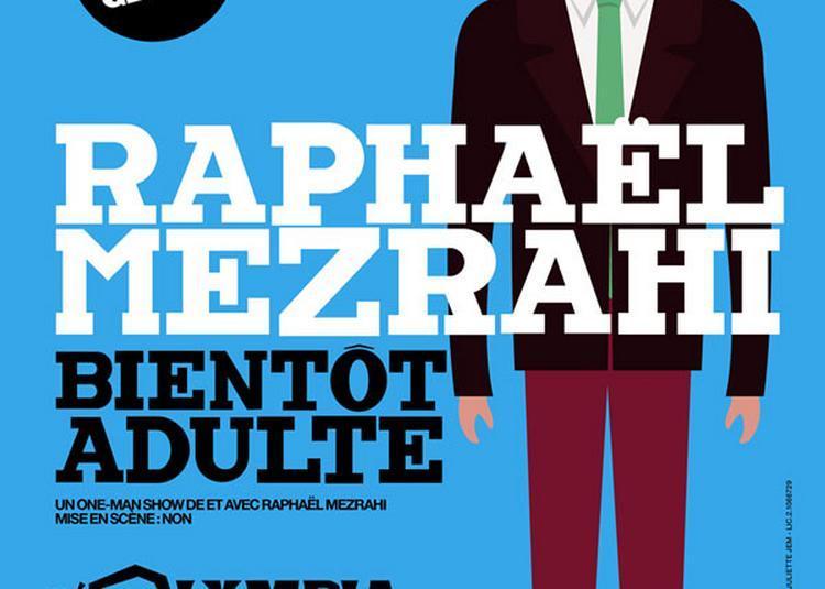 Raphael Mezrahi à Paris 9ème