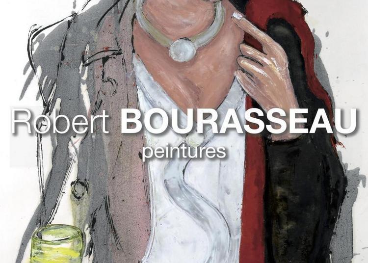 Robert Bourasseau Peintures à Menerbes